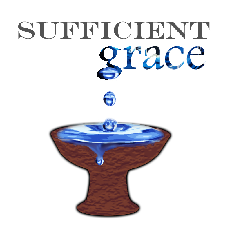 Image result for sufficient grace